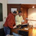 Launch of new website - Andrew Lamprecht & Mario Pissarra
