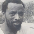 Alfred Qabula, oral poet (photo - courtesy Ari Sitas)