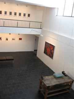 africa south - Installation view