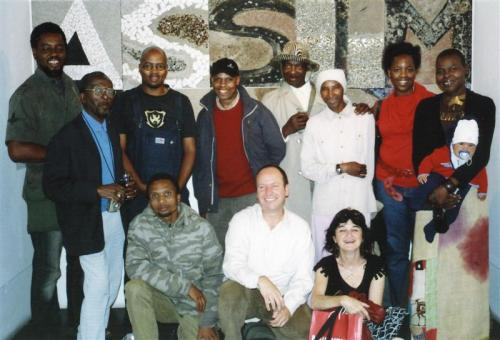 africa south - Participating Artists