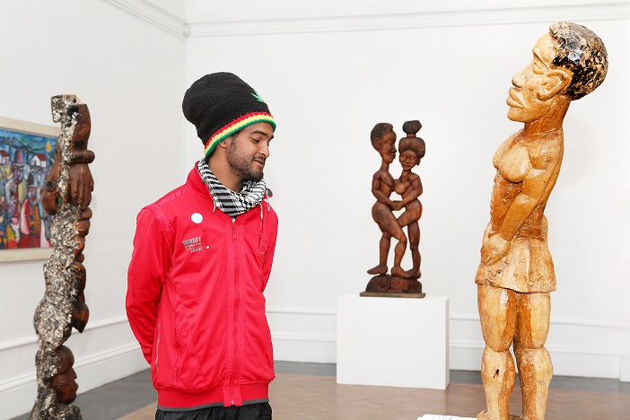 Against the Grain - ISANG14 August 2013 (photo: C.Beyer Copyright Iziko Museums)