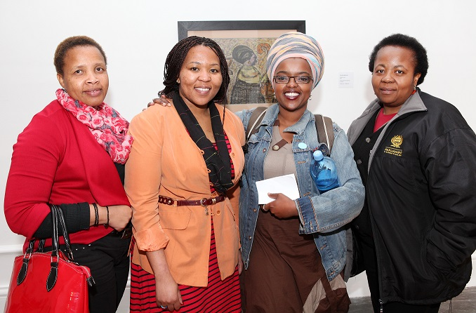 Against the Grain - Ukhona Mlandu and friends, ISANG14 August 2013 (photo: C.Beyer Copyright iziko Museums)
