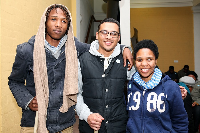 Against the Grain - Mawande ka Zenzile and friends, ISANG14 August 2013 (photo: C.Beyer Copyright Iziko Museums)