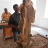 Against the Grain - Shepherd Mbanye working with Ishmael Thyssen