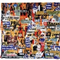 Election 2004 #1, 2004. Collage, 167 x 178 cm