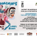 'Awakenings' book launch