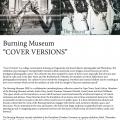 COVER VERSION press release