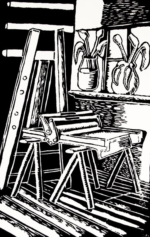 Thami Kiti. Corner Prints
