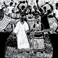 Gocini Mphati. African Wedding.