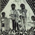 Hamilton Budaza. Untitled, 1978.