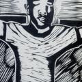 David Hlongwane, Untitled, 1986.