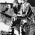 Robert Siwangaza. Unemployment, 1988.