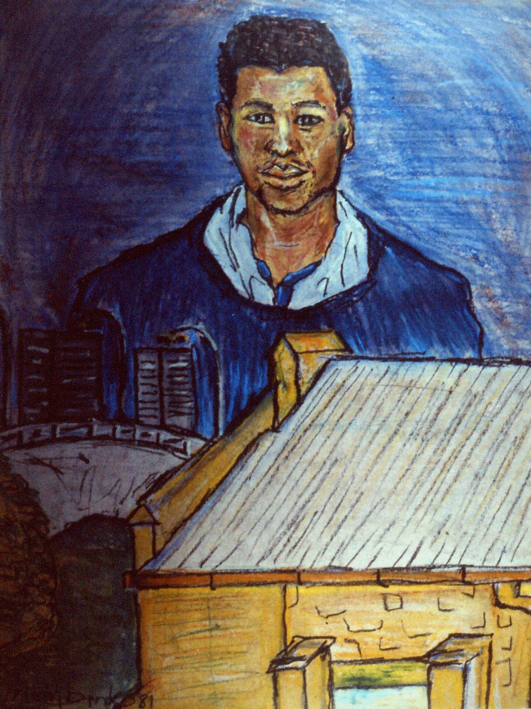 Thembinkosi Ntsele, 1989.
