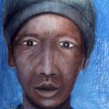 Bernard Tsireng, Self Portrait, 1994.