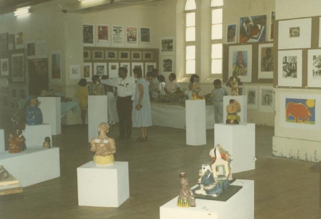 CAP Events - Exhibition, Chapel Street