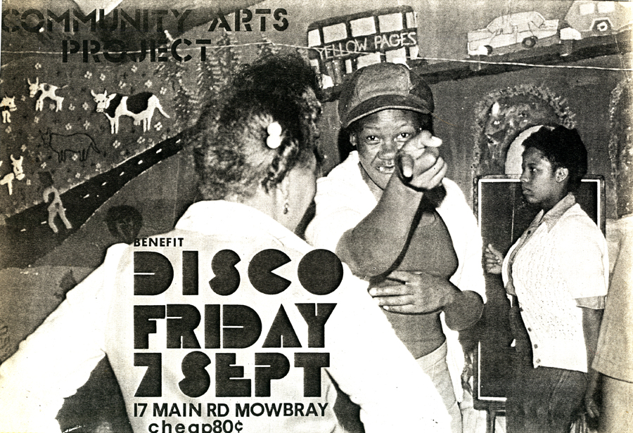 Benefit disco