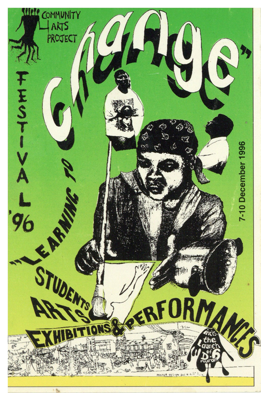 CAP Student Exhibition Invite , December 1996