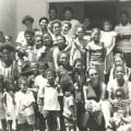 Students & family members, c. 1985-87
