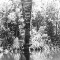 Rickety bridge, c. 1985-87