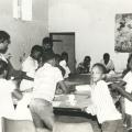 Childrens' art workshop, c. 1985-87