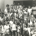 Students & family members, c. 1985-87