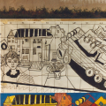 Children's Mural, 1984.