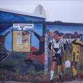 Mural, 1999. Gugulethu Indoor Multisport Complex (Photo: M Pissarra)