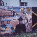 Murals for Democracy, 1994. Facilitator: Lungile Bam. Washington St, Langa (Photo: M Pissarra)