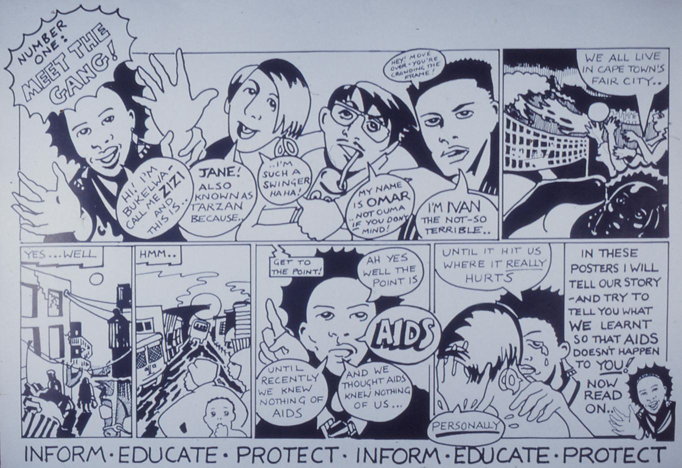 CAP Poster (Trish de Villiers)