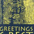 CAP Greeting Card, Linocut (Desiree Kok)