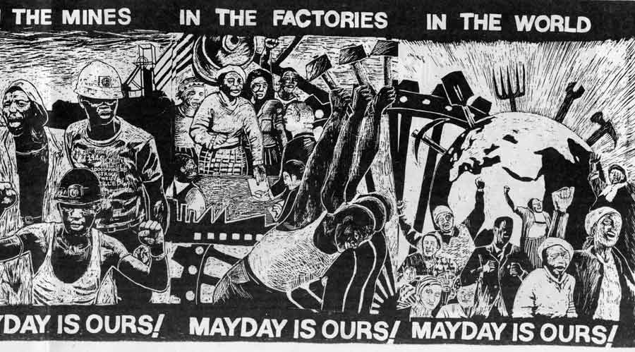 Mayday is ours