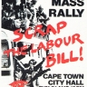 CAP Posters and Media - Produced by COSATU at CAP, 1989.