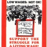CAP Posters and Media - Produced by CCAWUSA (Commercial, Catering & Allied Workers' Union of South Africa) at CAP, 1987.