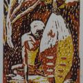 Thabo Magobiyane, Ungiveble Man, 1988.