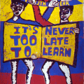 Robert Siwangaza, Youth Poster, 1985.