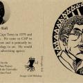 Promotional card (Sibongile Kofi), c. 2000