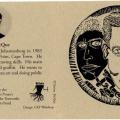 Promotional card (Tristan Mcque), c. 2000