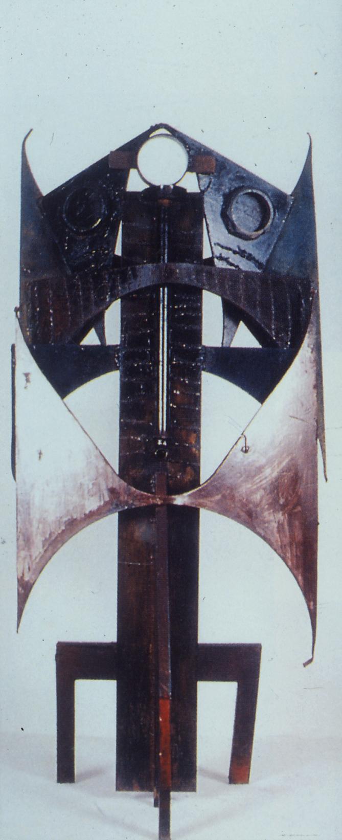 Billy Mandindi, Untitled, 1989.