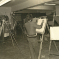 CAP adult drawing class (evenings), 1978. CAP, Mowbray