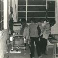 Zoe Kota and Mphati Gocini (Super 8 film students), 1978. CAP, Mowbray