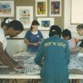 CAP visual art lessons. CAP, Chapel Street, Woodstock