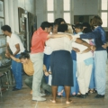 CAP workshop, 1988. CAP, Chapel Street, Woodstock