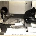 Bongani Shange and Lionel Davis, 1978.