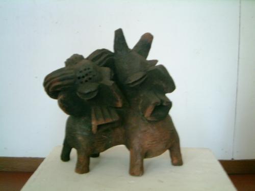 Untitled ceramic
