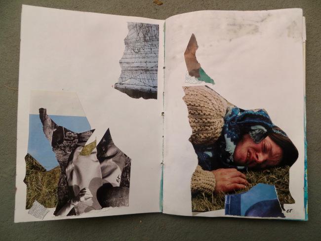 Artists Book, 2020.
