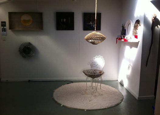 Salt Circle from Till it Breaks, 2011.