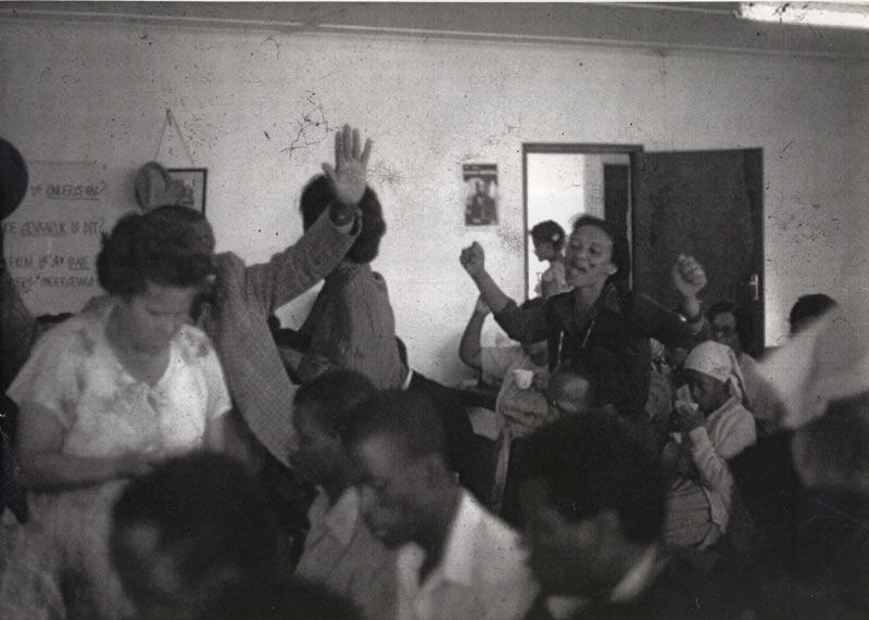 Clover workers, c 1984-5 (photo - courtesy Ari Sitas)