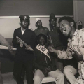 Workers play, Edendal Centre Pietermaritzburg 18 July 1987 (photo : Paul Weinberg)