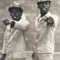 'Qonda' play, workshopped and performed by workers c 1986 (photo - courtesy Ari Sitas)