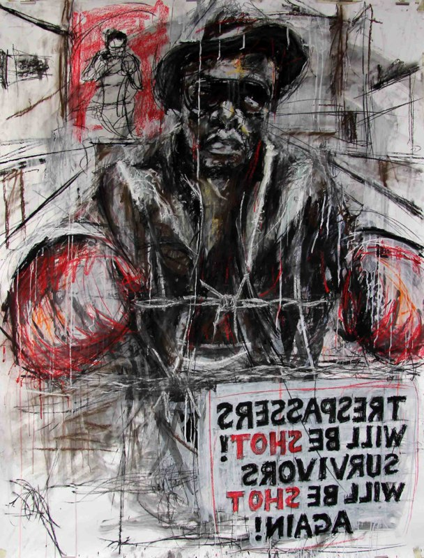 The Boxer, 2013.